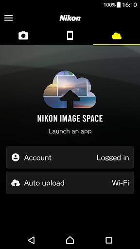 SnapBridge - عکس برنامه موبایلی اندروید