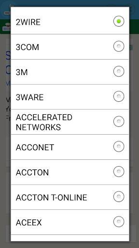 192.168.l.l - 192.168.1.1 admin - عکس برنامه موبایلی اندروید