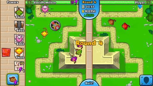 Bloons TD Battles - عکس بازی موبایلی اندروید
