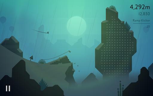 Alto's Odyssey - عکس بازی موبایلی اندروید