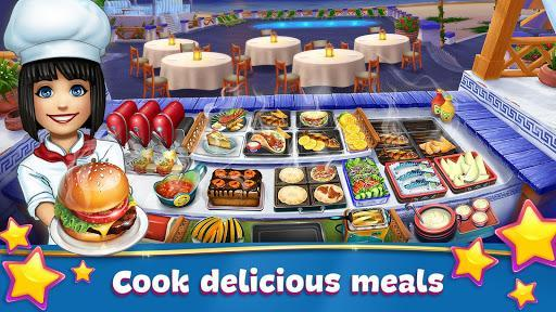 Cooking Fever – Restaurant Game - عکس بازی موبایلی اندروید