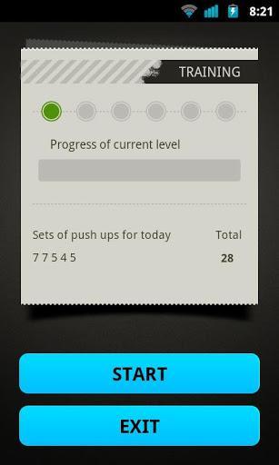 Abs Sit Ups Workout - عکس برنامه موبایلی اندروید
