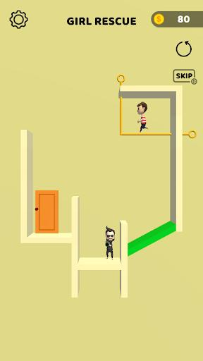 Pin Rescue - Pull the pin game! - عکس بازی موبایلی اندروید
