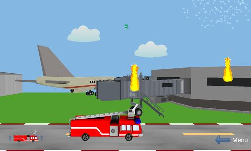 Kids Fire Truck - عکس بازی موبایلی اندروید
