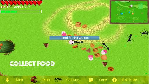 Ant Sim - عکس بازی موبایلی اندروید