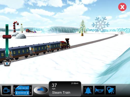 Christmas Trains - عکس بازی موبایلی اندروید