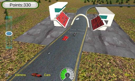 Kids Car Racers - عکس بازی موبایلی اندروید