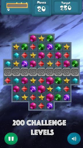 3 Jewels - عکس بازی موبایلی اندروید