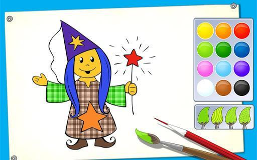 Learn Colors for Toddlers - Educational Kids Game! - عکس بازی موبایلی اندروید