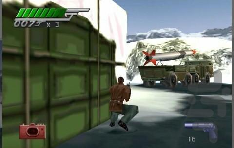 جیمز باند007 - عکس بازی موبایلی اندروید