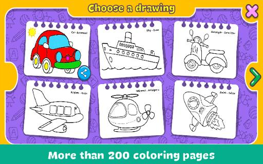 Coloring & Learn - عکس بازی موبایلی اندروید