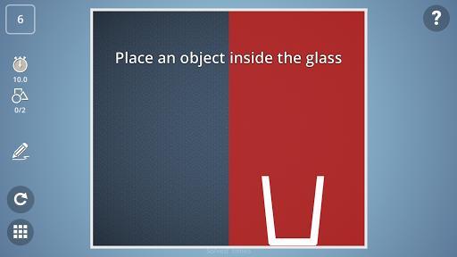 Brain It On! - Physics Puzzles - عکس بازی موبایلی اندروید