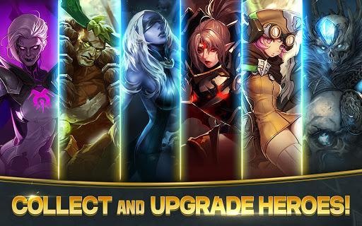 Legion Master: Idle RTS - عکس بازی موبایلی اندروید