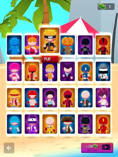 Stickman 3D - Street Gangster - عکس بازی موبایلی اندروید