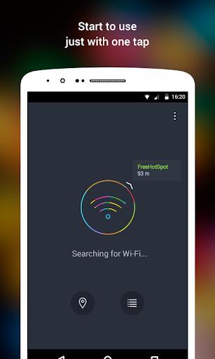 WiFi: passwords, hotspots - عکس برنامه موبایلی اندروید