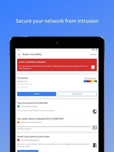 Fing - Network Tools - عکس برنامه موبایلی اندروید