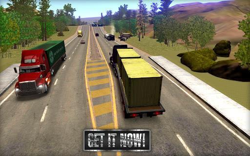 Truck Simulator USA - عکس بازی موبایلی اندروید