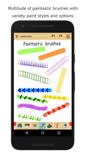 Paintastic : draw, color, paint - عکس برنامه موبایلی اندروید