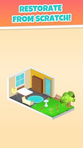 Home Restoration - عکس بازی موبایلی اندروید