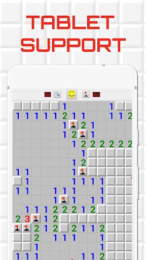 Minesweeper for Android - Free Mines Landmine Game - عکس بازی موبایلی اندروید