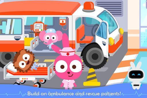 Papo Town: Hospital - عکس بازی موبایلی اندروید