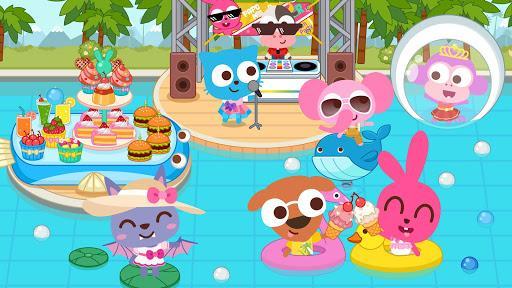 Papo World Playground - عکس بازی موبایلی اندروید