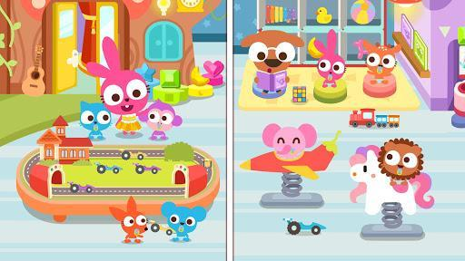 Papo Town Preschool - عکس بازی موبایلی اندروید