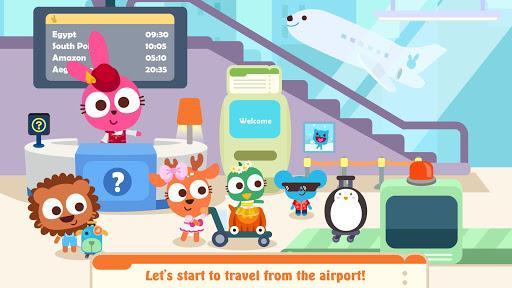 Papo Town: Travel - عکس بازی موبایلی اندروید