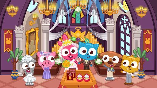 Papo Town Wedding Party - عکس بازی موبایلی اندروید