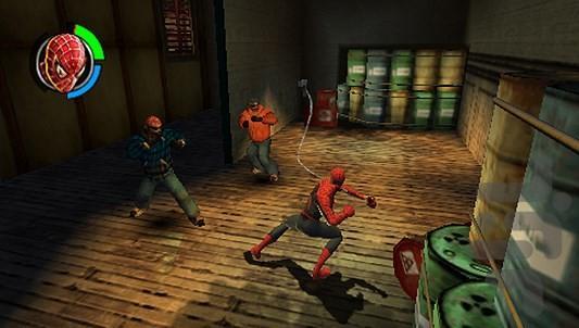 مرد عنکبوتی ۲ - عکس بازی موبایلی اندروید
