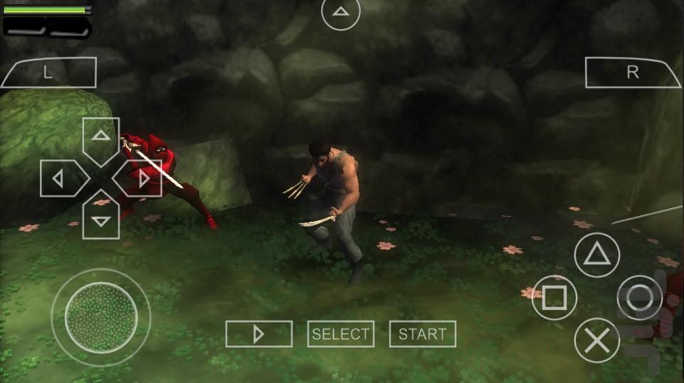 مردان ایکس: وُلورین - عکس بازی موبایلی اندروید