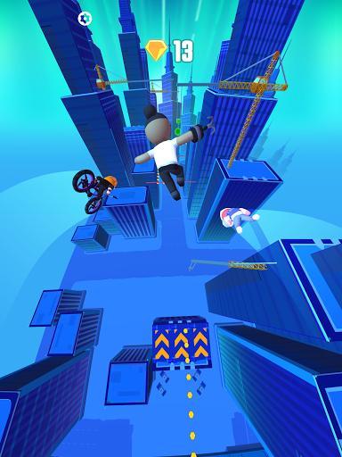 Swing Loops - Grapple Hook Race - عکس بازی موبایلی اندروید