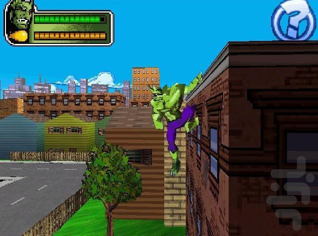 مرد عنکبوتی نبرد برای نیویورک - عکس بازی موبایلی اندروید
