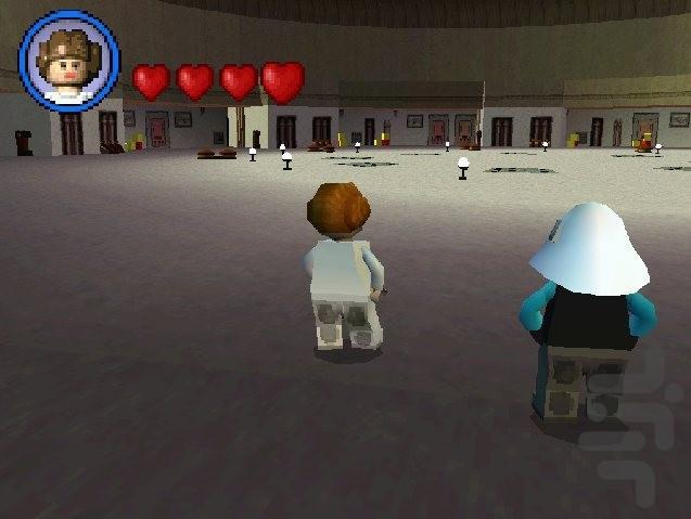 لگو جنگ ستارگان ۲ - عکس بازی موبایلی اندروید
