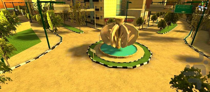 پدال ریمستر شده(بازسازی شده) - عکس بازی موبایلی اندروید