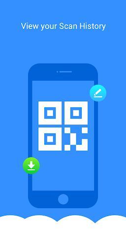 QRcode Scanner - عکس برنامه موبایلی اندروید