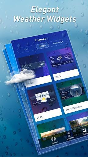 Local Weather - Weather Widget - عکس برنامه موبایلی اندروید
