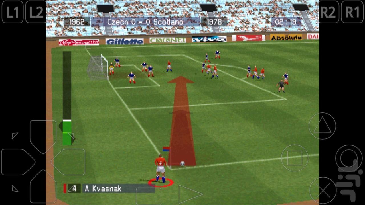 PES2013 - عکس بازی موبایلی اندروید