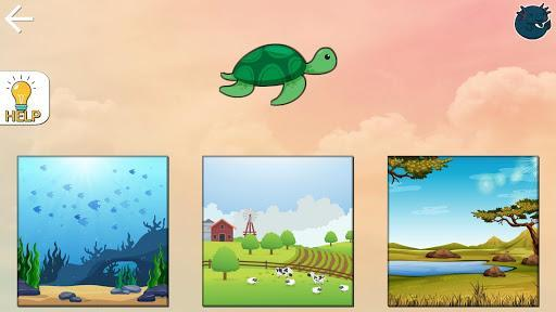 Kids Educational Games (3, 4 and 5 years) - عکس بازی موبایلی اندروید
