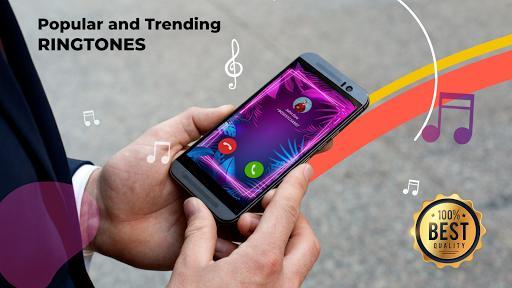 Call Screen Themes: Color Call Flash, Ringtone - عکس برنامه موبایلی اندروید