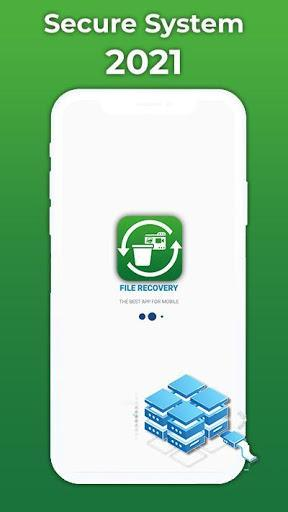 Photo & Video & Audio Recover Deleted Files – بازیابی اطلاعات حذف شده - عکس برنامه موبایلی اندروید