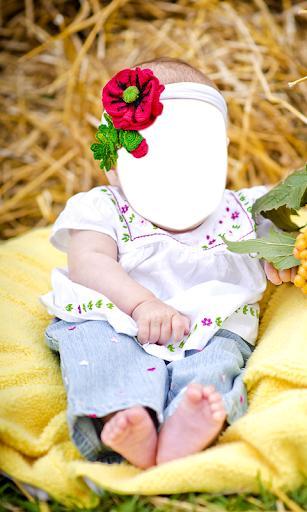 Baby Photo Montage - عکس برنامه موبایلی اندروید