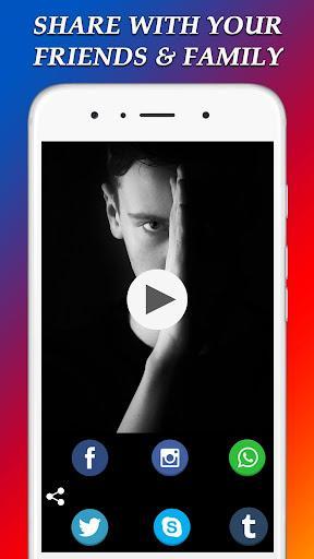 Text On Video & Photo - عکس برنامه موبایلی اندروید