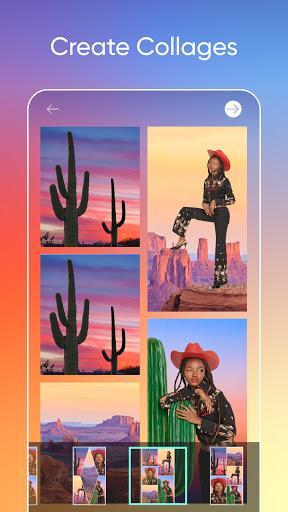 Picsart Photo Editor & Collage Maker - 100% Free - عکس برنامه موبایلی اندروید