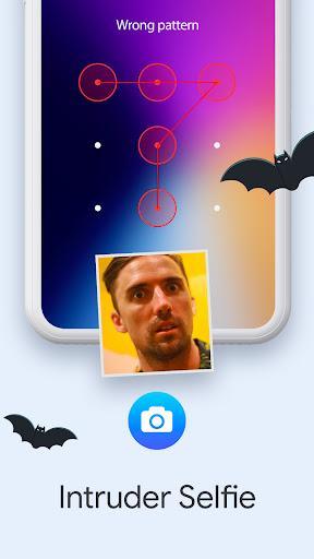 App Lock Fingerprint Password - عکس برنامه موبایلی اندروید