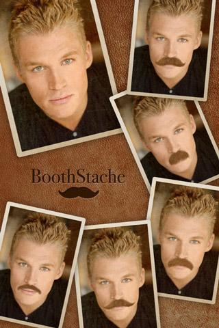 BoothStache - عکس برنامه موبایلی اندروید