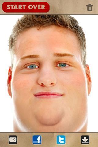 FatBooth - عکس برنامه موبایلی اندروید