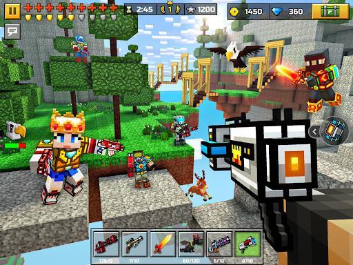 Pixel Gun 3D - Battle Royale - عکس بازی موبایلی اندروید