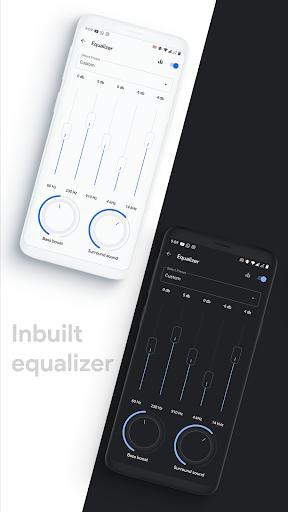 Oto Music - Image screenshot of android app