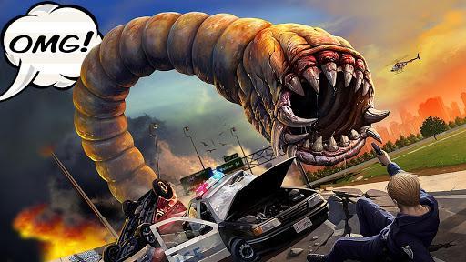 Death Worm™ Free - عکس بازی موبایلی اندروید